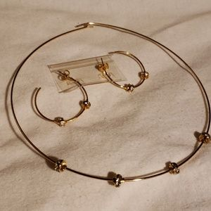 Vintage Beeline Jewelry set